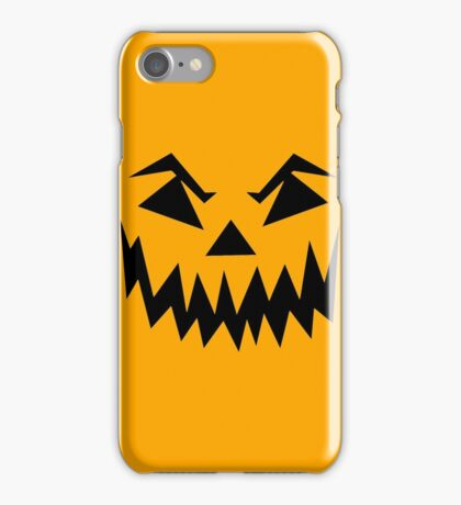 Jack O' Lantern iPhone Case/Skin