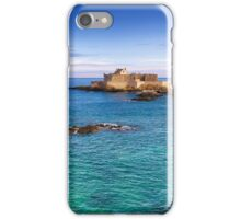 Fort National at St. Malo iPhone Case/Skin