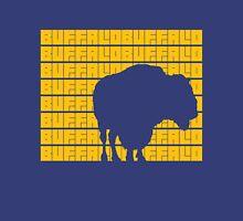 Buffalo buffalo Buffalo buffalo buffalo buffalo Buffalo buffalo. (Yellow) Unisex T-Shirt