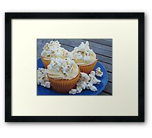 Pass The Popcorn Framed Print