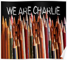 WE ARE CHARLIE Poster