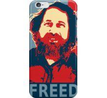 Richard Stallman iPhone Case/Skin