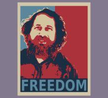 Richard Stallman Kids Tee