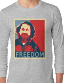Richard Stallman Long Sleeve T-Shirt