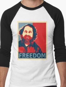 Richard Stallman Men's Baseball ¾ T-Shirt