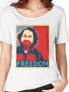 Richard Stallman Women's Relaxed Fit T-Shirt