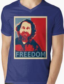 Richard Stallman Mens V-Neck T-Shirt