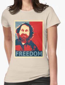 Richard Stallman Womens Fitted T-Shirt