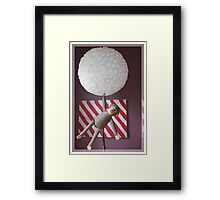 Toys - Monkey Framed Print