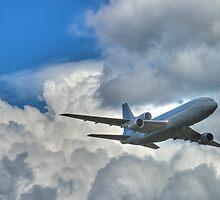RAF Lockheed Tristar C2 by yeamanphoto