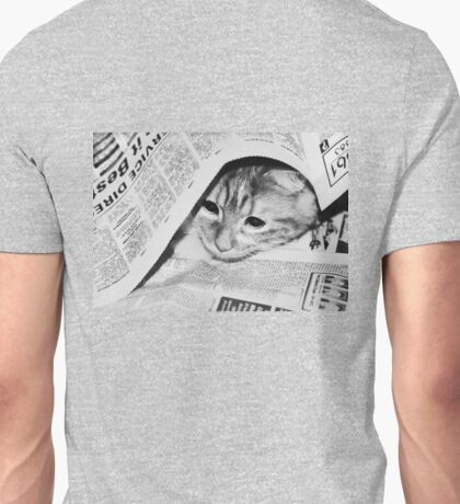 Max ~ looking for Garfield :) Unisex T-Shirt