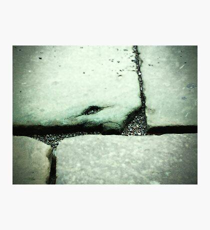 Stonework Photographic Print