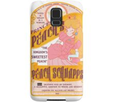 Princess Peach Schnapps  Samsung Galaxy Case/Skin