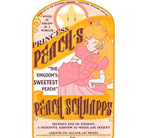 Princess Peach Schnapps  by TreyBarks