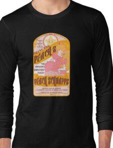Princess Peach Schnapps  Long Sleeve T-Shirt