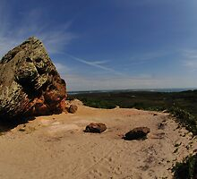 Studland - The Agglestone by delros