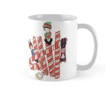 Candy Cane Tally  Mug