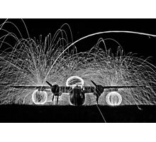 No spark left in the old engins! Photographic Print