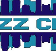 BUZZ CITY  Sticker