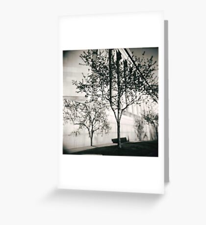 lonely spring Greeting Card