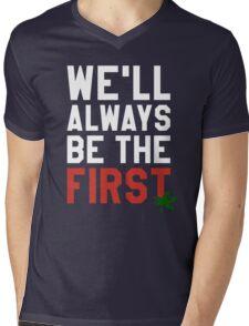 Making History Mens V-Neck T-Shirt