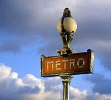 Metro by Mikhail Lavrenov