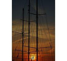 TallShip III Photographic Print