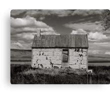 The House That Jack Built Canvas Print