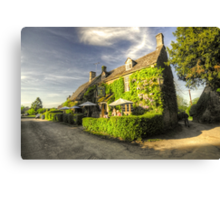 Falkland Arms  Canvas Print