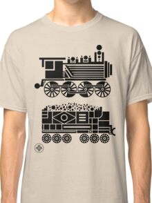 steam engine Classic T-Shirt