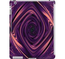 Purple Palace Abstract. iPad Case/Skin
