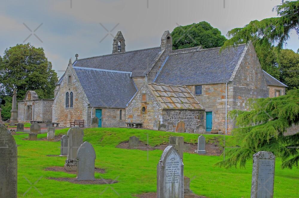 Abercorn Church by Tom Gomez