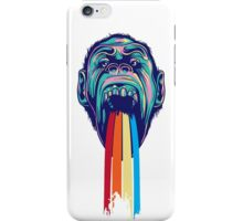 Color Scream iPhone Case/Skin