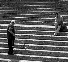 ST0028. Stairs, www.tgsdarkroom.com by tgsdarkroom