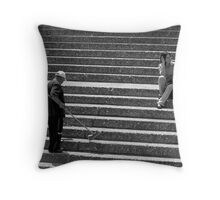 ST0028. Stairs, www.tgsdarkroom.com Throw Pillow