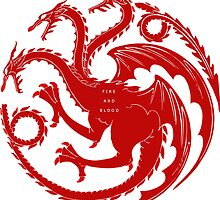 Fire and Blood by LewisDKennedy