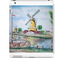 Dutch Sails iPad Case/Skin