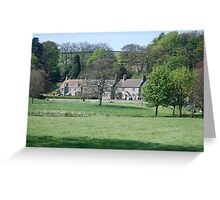 The North Yorks Moors Visitor Center Greeting Card