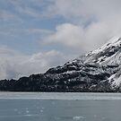 Hubbard Glacier Entrance by Rhonda  Thomassen