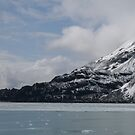 Hubbard Glacier Entrance by Rhonda  Thomassen