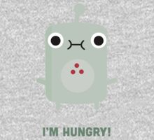 Little Monster - I'm Hungry! Kids Clothes