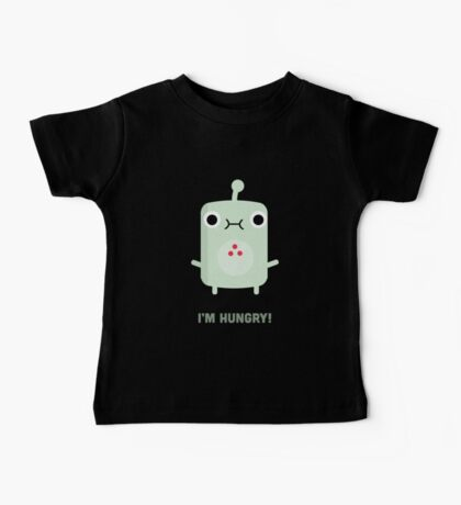 Little Monster - I'm Hungry! Baby Tee