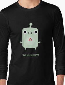 Little Monster - I'm Hungry! Long Sleeve T-Shirt