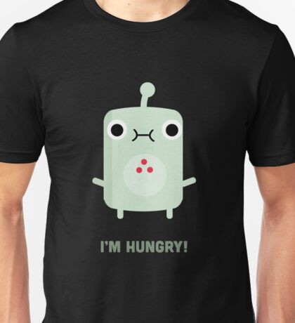Little Monster - I'm Hungry! Unisex T-Shirt