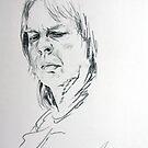 Rick Wakeman by Melissa Mailer-Yates