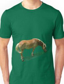 Horse from Kristberg (T-Shirt & iPhone case) Unisex T-Shirt