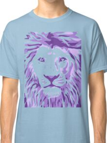 Lovely Lavender Lion Classic T-Shirt