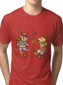 Tanooki cuties Tri-blend T-Shirt