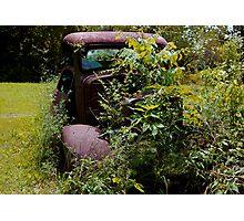 The Planter Car Photographic Print