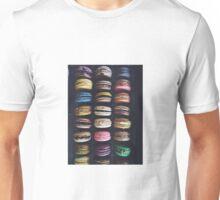 Macaron café Macarons  Unisex T-Shirt
